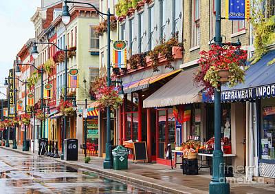 Cincinnati Ohio Photograph - Findlay Market In Cincinnati 0009 by Jack Schultz