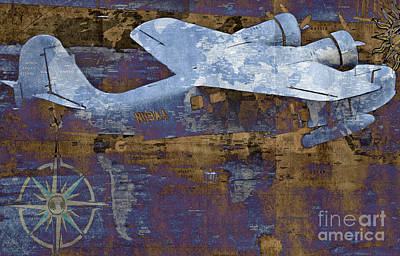 Flight Art Print by Molly McPherson