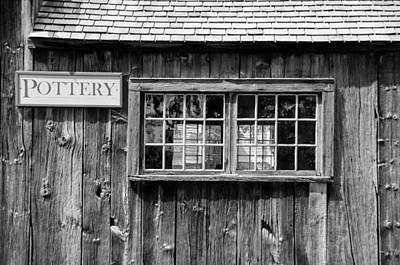 Photograph - Flint Hill Pottery by Guy Whiteley