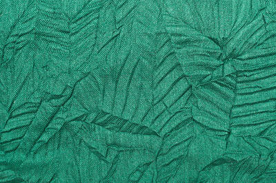 African Fabric Photograph - Floral Fabric by Tom Gowanlock
