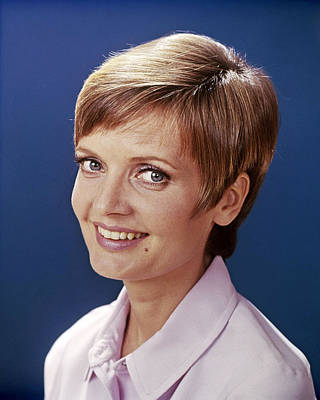 Florence Henderson In The Brady Bunch  Art Print by Silver Screen