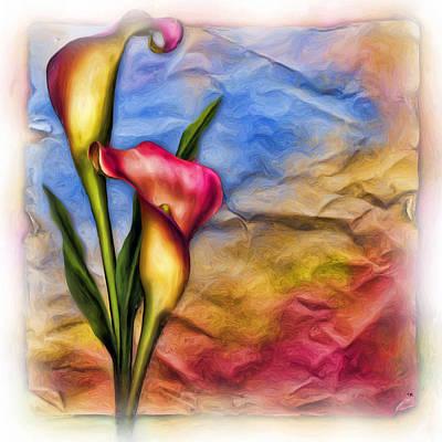Flower Power Art Print