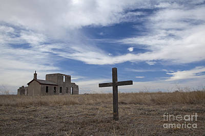 Photograph - Fort Laramie by Jim West