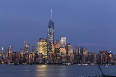 Brooklyn Height Photograph - Freedom Tower  by D Plinth