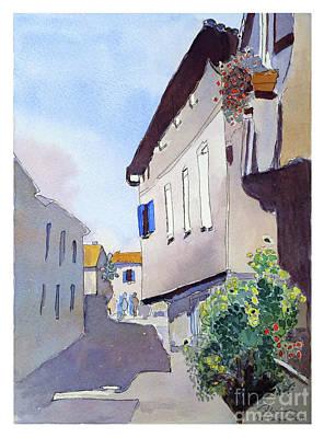 French Street Art Print