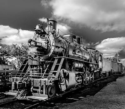 Photograph - Frisco 1630 by Randy Scherkenbach