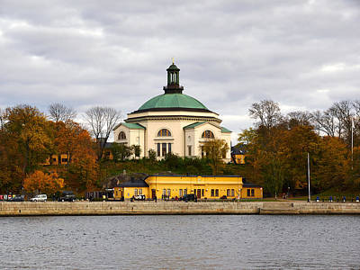Photograph - Gamla Stan. Stockholm 2014 by Jouko Lehto