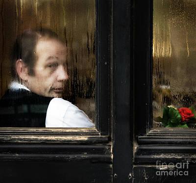 Photograph - Garcon S'il Vous Plait by Michel Verhoef