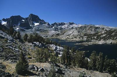 Photograph - Garnet Lake And Banner Peak by Don Kreuter