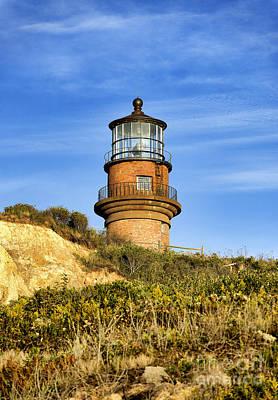 Gay Head Lighthouse Art Print by John Greim