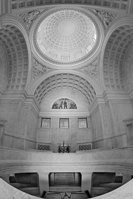 Empire State Photograph - General Ulysses S. Grant Memorial by Susan Candelario