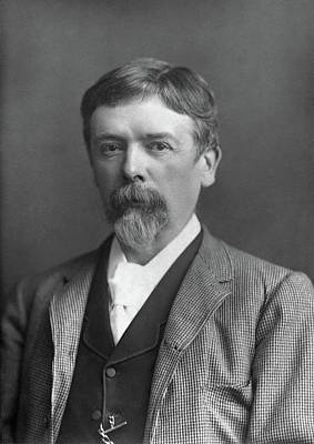 Cartoonist Photograph - George Du Maurier (1834-1896) by Granger