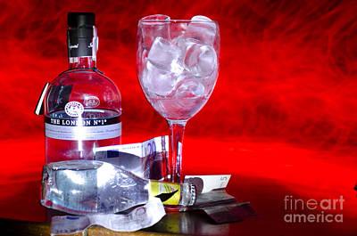 Gin Tonic Rojo Original by Agus Aldalur