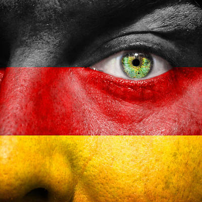 Photograph - Go Germany by Semmick Photo