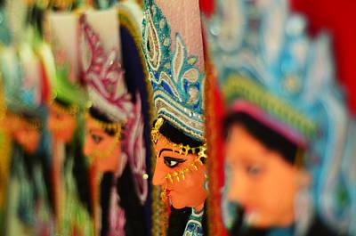 Goddess Durga Photograph - Goddess Durga by Atin Saha