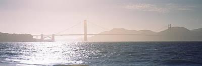 Golden Gate Bridge California Usa Art Print by Panoramic Images