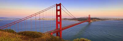 Photograph - Golden Gate Bridge  by Emmanuel Panagiotakis