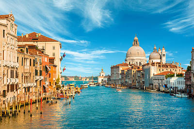 Photograph - Gorgeous Venice by Gurgen Bakhshetsyan