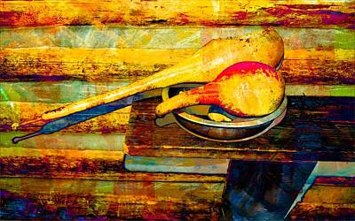 Photograph - Gourds by Bob Pardue