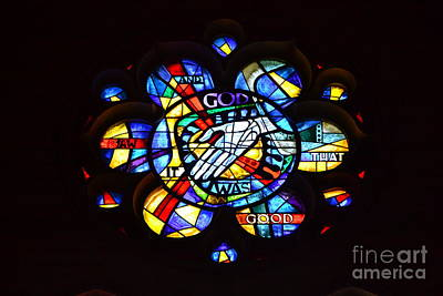Grace Cathedral Art Print