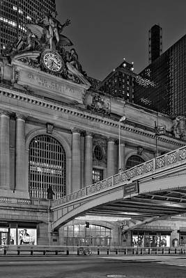 Photograph - Grand Central Terminal Gct Nyc by Susan Candelario