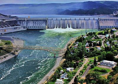 Grand coulee dam art fine art america grand coulee dam photograph grand coulee by benjamin yeager publicscrutiny