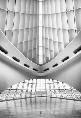 Concrete Photograph - Grand Entrance by Scott Norris