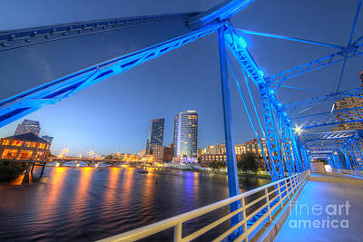 Rapids Photograph - Grand Rapids  by Twenty Two North Photography