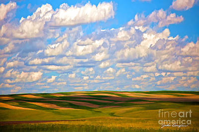 Photograph - Great Plains by John Douglas