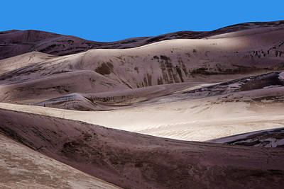Photograph - Great Sand Dunes - 1 by Nikolyn McDonald