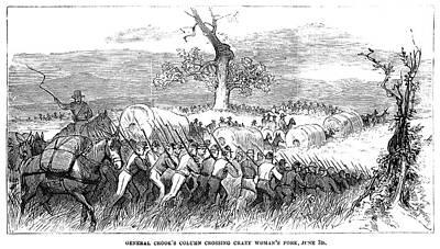 Great Sioux War, 1876 Art Print by Granger