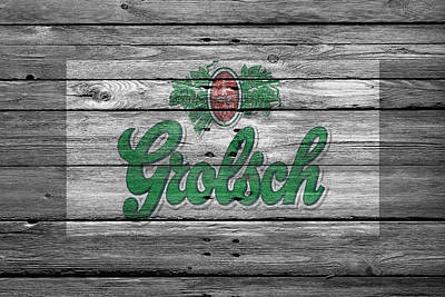 Hop Photograph - Grolsch by Joe Hamilton
