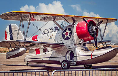 Photograph - Grumman Duck by Steve Benefiel