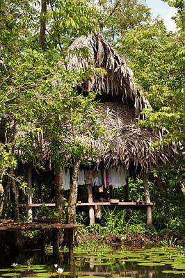 Guatemala Photograph - Guatemala, Lake Izabal by Michael Defreitas