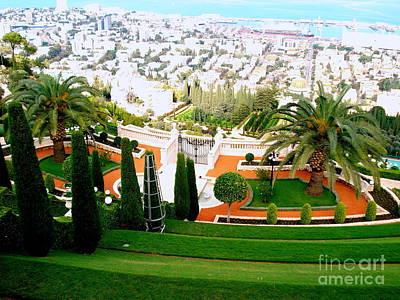 Pyrography - Haivah - Israel 1 by Jason Sentuf