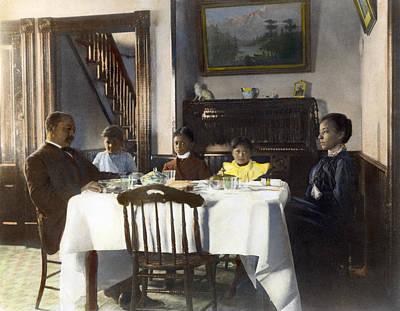 African-american Institute Photograph - Hampton Institute, C1900 by Granger