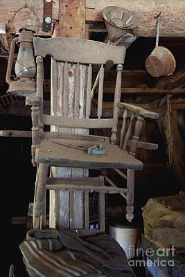 Photograph - Hanging In The Barn by Kerri Mortenson