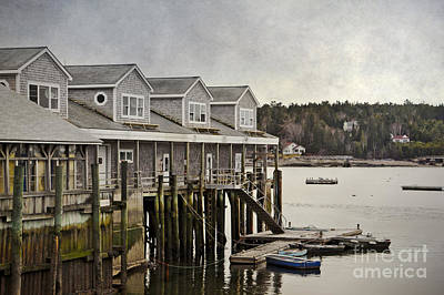 Photograph - Harbor Village by Karin Pinkham