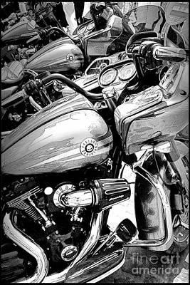 Harley Davidson Original by Stefano Senise