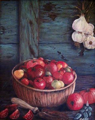 Painting - Harvest Time by Megan Walsh