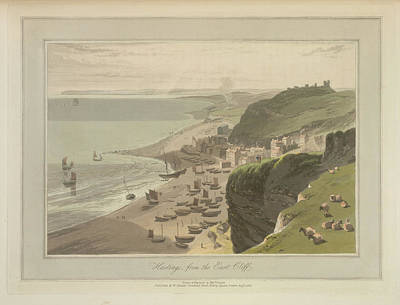 Hastings Art Print