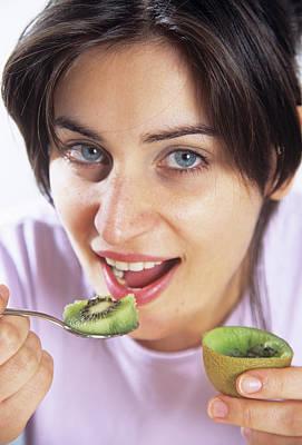 Healthy Eating Art Print