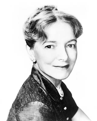 Photograph - Helen Hayes (1900-1993) by Granger