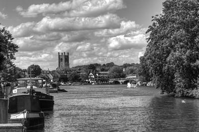 Photograph - Henley-on-thames by Chris Day