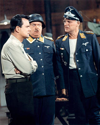 Tv Photograph - Hogan's Heroes  by Silver Screen