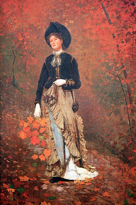 Prout's Neck Photograph - Homer's Autumn by Cora Wandel