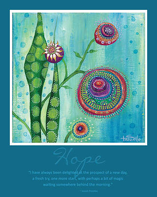 Painting - Hope by Tanielle Childers