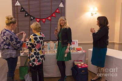 I Am Woman Photograph - I Am Woman Event 4th February 2015 Monmouth by Jenny Potter