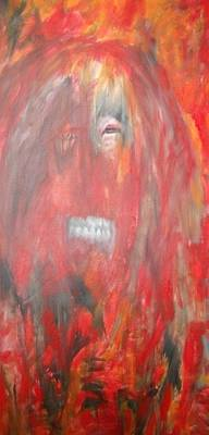 Painting - I See You by Randall Ciotti
