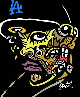 Ice T Art Print by Kamoni Khem